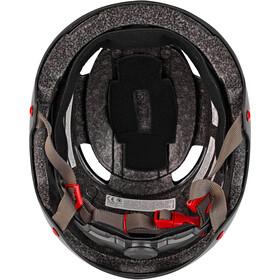 Giro Quarter FS Helmet matte black/rasta